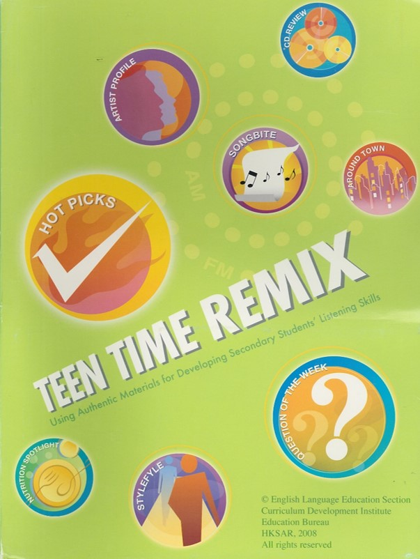 Teen Time Remix Cover