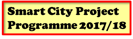 Smart City Project Programme 2017/18