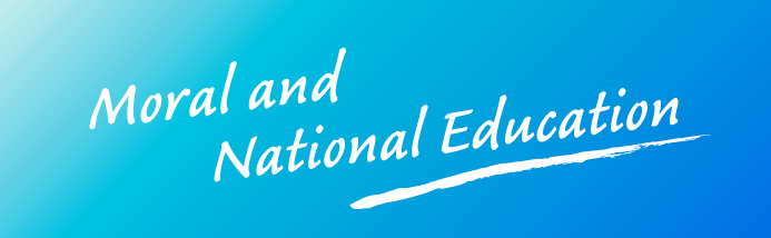 Moral and National Education